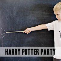 HARRY POTTERPARTY!
