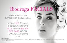 Welcome Biodroga Skin Care to Bella Reina Spa! It's with amazing results and rigorous testing that our team of estheticians have approved this new skin care