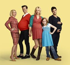 Clearly the show I'm looking forward to the most, THE NEW NORMAL (NBC) These days, families come in all forms – single dads, double moms, sperm donors, egg donors, one-night-stand donors… It's 2012 and anything goe