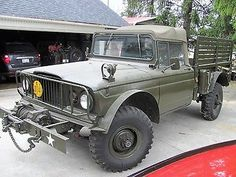 eBay: 1967 Jeep Other military 1967 Jeep M715 Kaiser military pickup truck #jeep #jeeplife