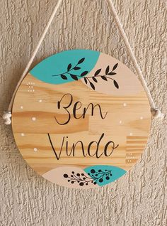 Home Design Decor, Art Decor, Wooden Crafts, Diy And Crafts, Name Plate Design, Lettering Tutorial, Signage Design, Diy Projects To Try, Wood Art