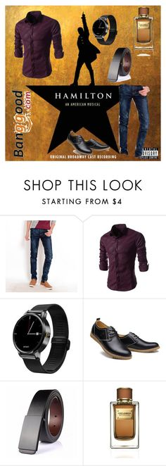 """""""Banggood III/3"""" by a-camdzic ❤ liked on Polyvore featuring Dolce&Gabbana"""