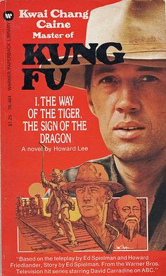 Kung Fu Book 1 | by Calsidyrose. I know this is a book, but do you remember the TV series?