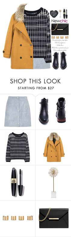 """~Splashed~"" by amethyst0818 ❤ liked on Polyvore featuring River Island, Max Factor, Kate Spade, Maison Margiela, MICHAEL Michael Kors, women's clothing, women, female, woman and misses"
