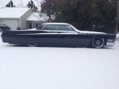 My 68 sitting in a winter wonder land. Wonder Land, Snowy Day, Winter Wonder, Vroom Vroom, Cadillac, Lol, Fun