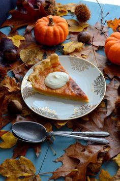 Pumpkin Pie http://voyagegourmand.fr/saisons/automne/perfect-pumpkin-pie/