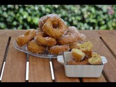 Rollos fritos. Repostería de las abuelas. Semana Santa - YouTube