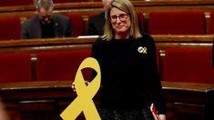 A las 23:36 horas del 6 de septiembre de 2017, mientras se votaban en el Parlament de Cataluña las leyes