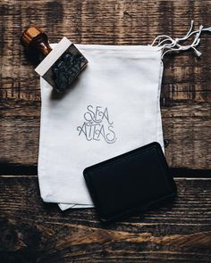 """Brittany Fabello on Instagram: """"We recently collaborated with @lumi to create a custom stamp for our new logo. They were a great team to work with and I'm so excited to be able to take my branding to the next level. I've already been using it on cotton bags, envelopes, and mailers. What else should I stamp? I'm ready to get crazy! -- More about our collaboration with @lumi on the journal today • link in profile"""""""