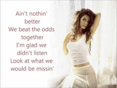 Shania Twain - You're Still The One Lyrics Thanks for watching! I do not own this song! - Sound recording administered by UMG. Wedding Songs, Our Wedding, Wedding Reception, Shania Twain Lyrics, The One Lyrics, Prince Cream, Best Country Music, Bmg Music, Song Playlist