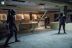 "#Arrow 5x09 ""What We Leave Behind"" - Oliver/Green Arrow, Rene/Wild Dog & Prometheus"