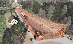 architectural promenade - Google Search