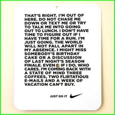 Trendy fitness motivation nike quotes just do it Ideas Running Quotes, Running Motivation, Fitness Motivation, Fitness Quotes, Track Quotes, Workout Quotes, Fitness Fun, Fitness Posters, Marathon Motivation