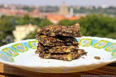 Švédské bezlepkové krekry Cereal, Cooking, Breakfast, Desserts, Food, Kitchen, Morning Coffee, Tailgate Desserts, Deserts