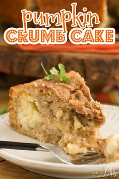 PUMPKIN CREAM CHEESE CRUMB CAKE is the best pumpkin coffee cake. a cream cheese swirl and a crumb topping. It is sweet and moist and great for breakfast or dessert. Baking Recipes, Dessert Recipes, Healthy Recipes, Pumpkin Coffee Cakes, Pumpkin Cream Cheeses, Best Pumpkin, Homemade Desserts, Eat Dessert First, Breakfast