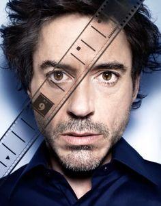 Robert Downey Jr. by Rankin. S)