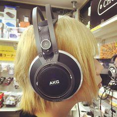 AKG K812  #AKG #K812 #headphones #ヘッドホン
