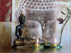 Renate Knapp Waldundwiesenfee - Buddha