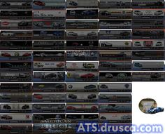 Automobile manufacturer pack by VGSKINS American Truck Simulator, Automobile, Packing, Car, Bag Packaging, Autos, Cars