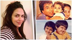 Happy birthday Esha Deol: Rare pictures of Bollywood's new mommy
