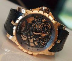 Olvídate de iWatch, con estos curiosos y exclusivos relojes si que vas a alucinar