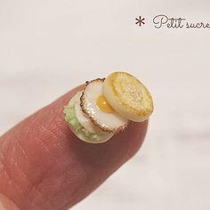 2017, Miniature Sandwich ♡ ♡By Petit Sucré