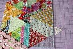 Magnolia Bay Quilts: 60-Degree Quilt Tutorial - Part 3