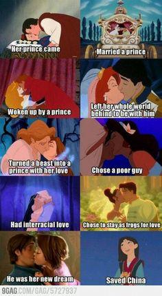 Women of Disney Tales
