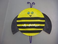 Bee « Bee « Insect Crafts « Crafty-Crafted.com