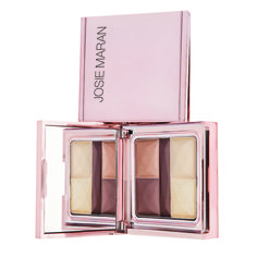 Josie Maran Cosmetics....Argan Beautiful Eyes....the best shadow and the brush is awesome!!!