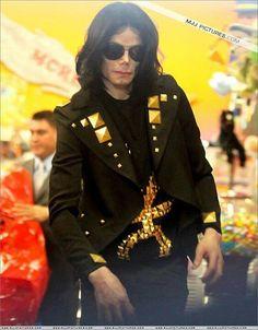 Michael shopping 2009