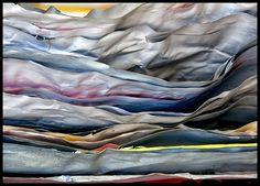 Papierwellen.. von Wolfgang Sch.