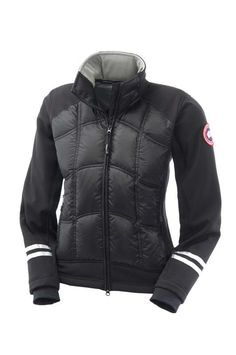 Canada Goose' Hybridge Lite Hoody - Women's Medium - Silverbirch