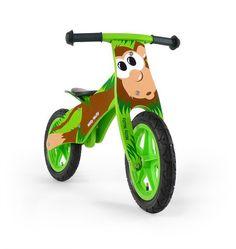 DUPLO MONO - bicicleta de madera sin pedales - www.e-funkybaby.es #efunkybabyes #bicicleta #mono