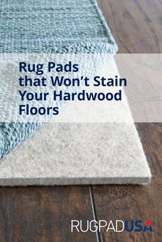 Rug Pads that Won't Stain Your Hardwood Floors Granola 7 eleven yogurt granola