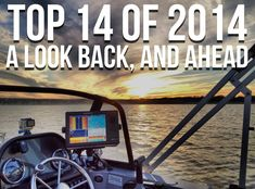 The Catfish Edge Top 14 of 2014. A look back and at what's in store for 2015