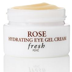 The Best New Skincare Products That Will Change Your Routine The StayPut Eye Cream Fresh Rose Hydrating Eye Gel Cream 40 Skin Care Routine For Teens, Skin Tag, Eye Gel, Facial Hair, Teeth Whitening, Cool Eyes, Beauty Hacks, Beauty Tips, Beauty Products
