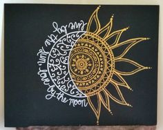 Mandala henna art, henna canvas, mandala canvas, half mandala tattoo, sun h Tattoo Diy, Et Tattoo, Piercing Tattoo, Tattoo Moon, Tattoo Quotes, Night Tattoo, Live Tattoo, Hand Tattoo, Ankle Tattoo