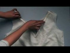 How to make a Reversible Shift Dress - Free sewing pattern - PART 4 OF 4 - YouTube