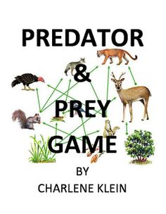 This is a game that I played as a sixth grader at Outdoor Ed. it helped to learn the food chains of animals and to see who was predator and who was prey!It's been a favorite of mine ever since! This package includes: Game Rules Printable Animal Cards including: - 112 Herbivore (28 vole, 28 deer, 28 rabbit, 28 mouse) - 40 Omnivore (20 raccoon, 10 weasel, 10 skunk) - 24 Carnivore (6 wolf, 6 cougar, 6 owl, 6 badger) Printable Food/Water cards