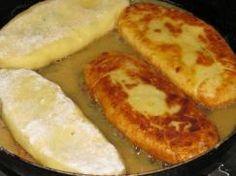 картофель пирожки
