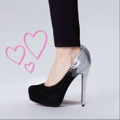 """Have some Futuristic Fun with your Footwear and try """"Caviel"""" from ALDO Shoes    #HeelsDotCom"""