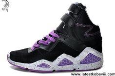 Latest Listing Reebok CL Chi-Kaze Basquiat Womens shoes Black Purple Basketball Shoes Shop