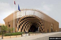 Le Courrier de l'Architecte   Grand Prix AFEX : dix réalisations