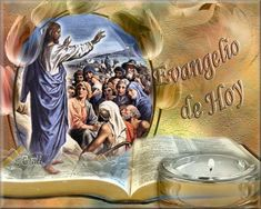 Vidas Santas: Evangelio Junio 6, 2016