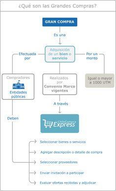 Imagen de infografía explicativa sobre qué es una Gran Compra