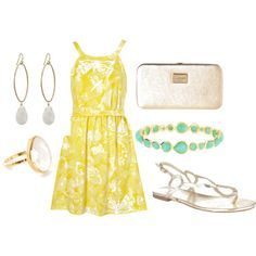 #Polyvore #Clothes #Outfits #Summer #Spring