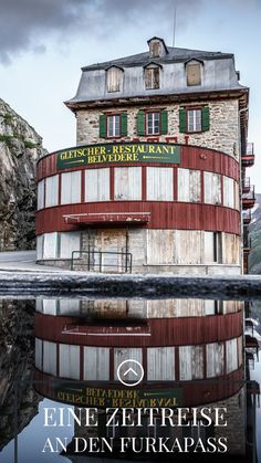 Zeitreise an den Furkapass Hotel Belvedere, Das Hotel, Pisa, Switzerland, Den, Hotels, Take That, Tower, Travel