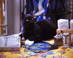 25 Reasons Why Your' Salem from Sabrina the Teenage Witch. xD So freaking great.