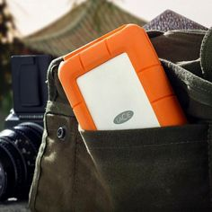 Fancy - LaCie Rugged 1TB Portable Hard Drive